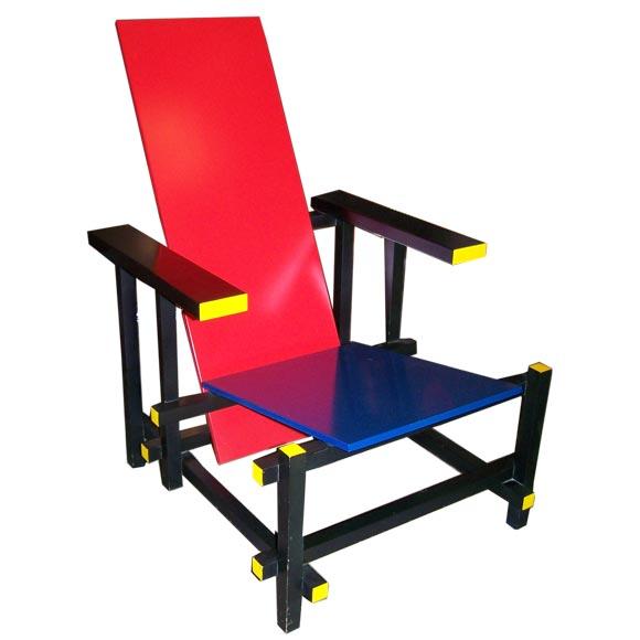 Utrecht 2 ses glises et les femmes sous les feux de - La chaise rouge et bleue ...