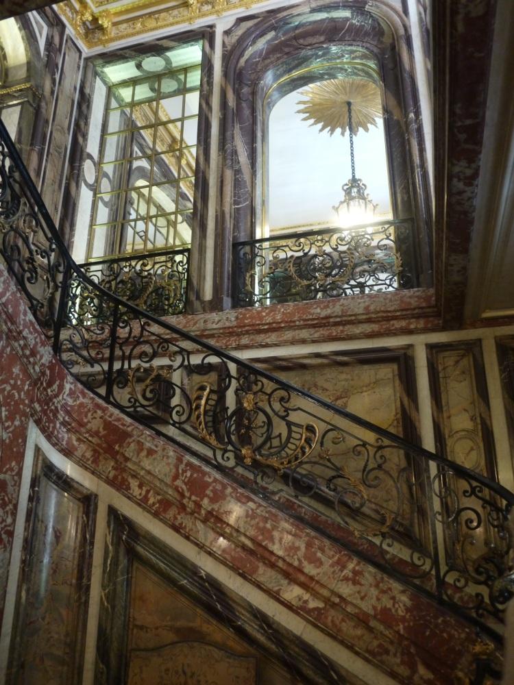 Paris, les journées du patrimoine, l'hôtel de Béhague, ambassade de Roumanie, bibliothèque de l'Arsenal (1/6)