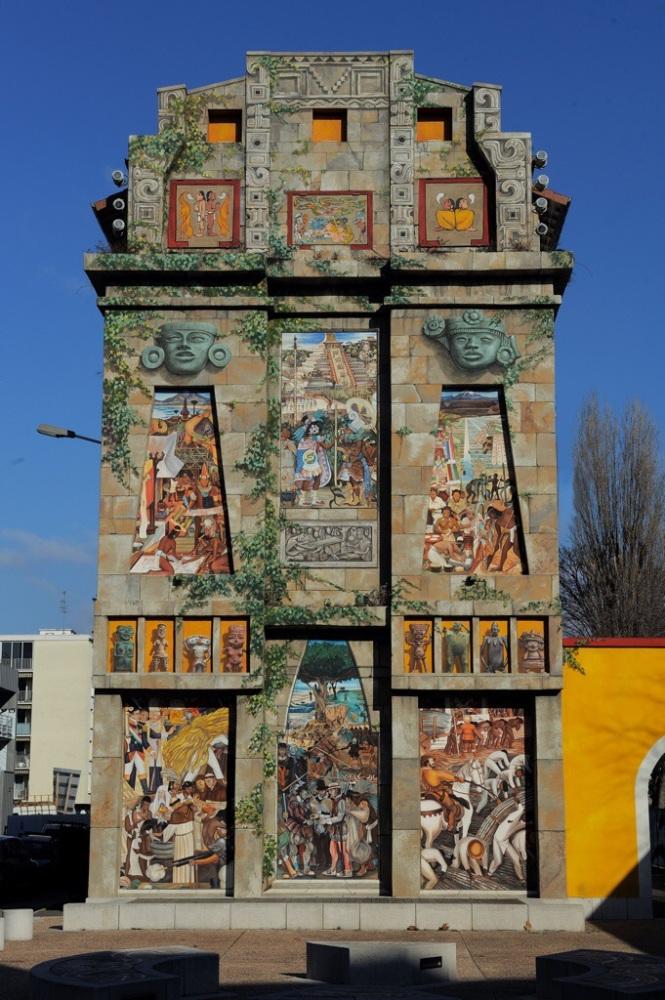 Lyon et la peintures murales (2/6)