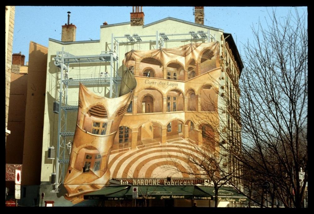 Lyon et la peintures murales (1/6)