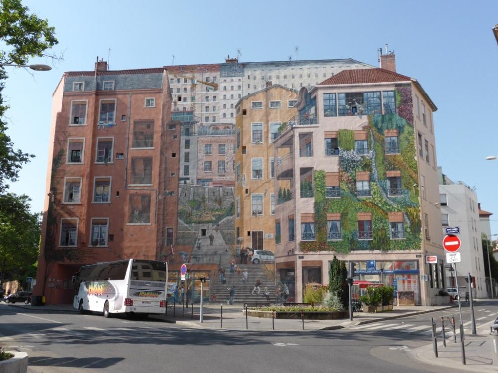 Lyon et la peintures murales (4/6)