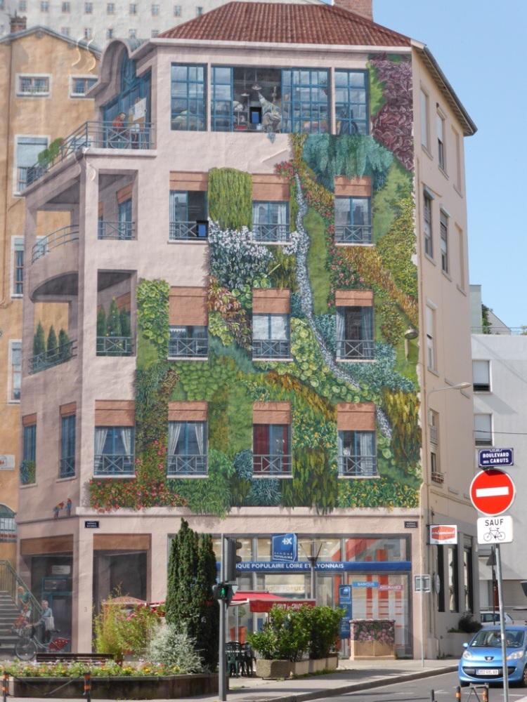 Lyon et la peintures murales (5/6)