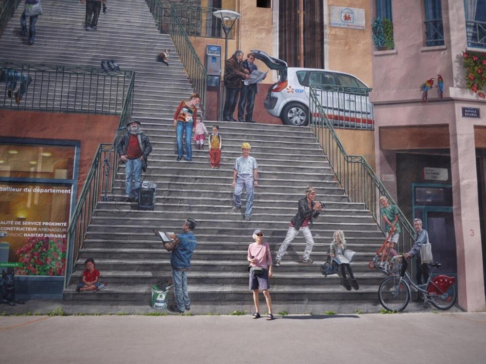 Lyon et la peintures murales (3/6)