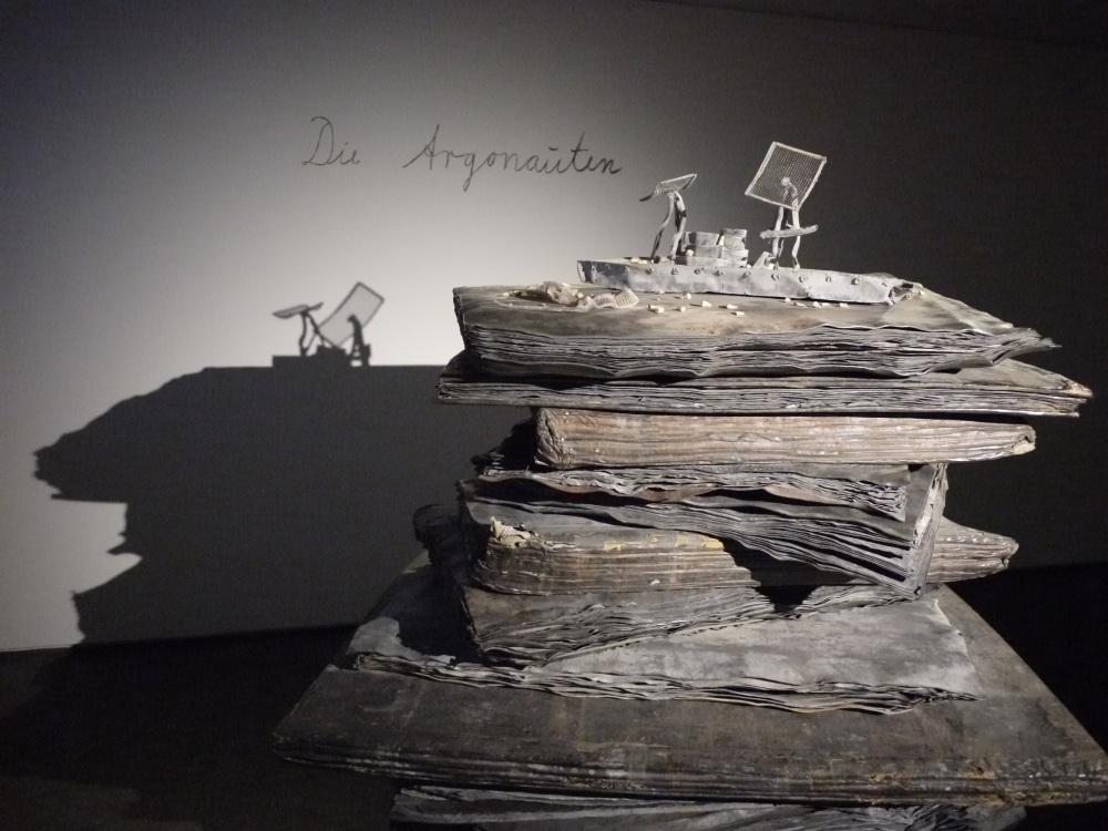 Carnet de Terre # 4 - Jan Hoet et l'exposition De ZEE (4/6)