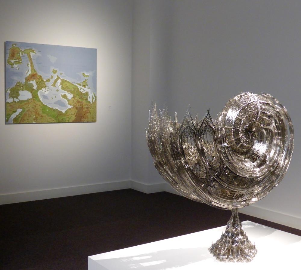Carnet de Terre # 4 - Jan Hoet et l'exposition De ZEE (2/6)
